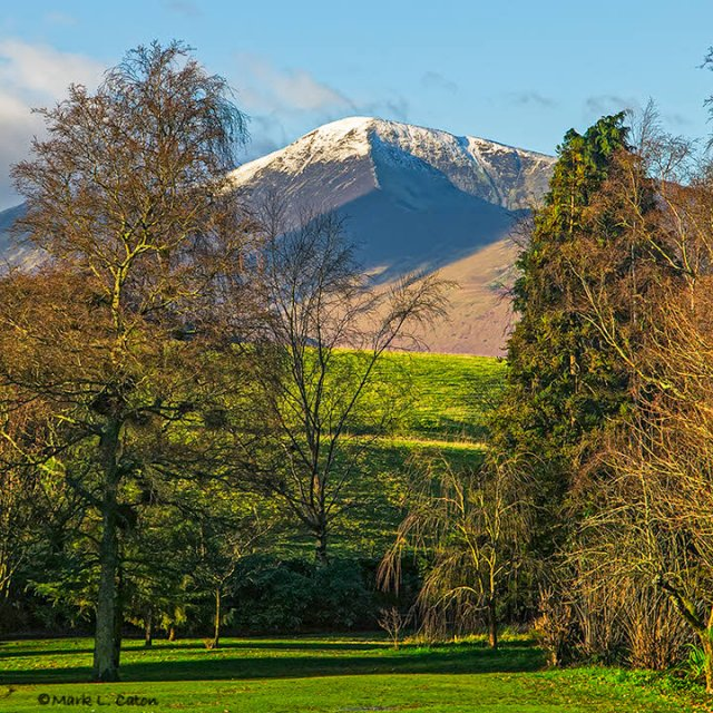 Grisedale Pike from Crow Park